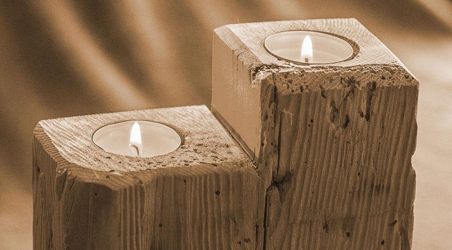 Tanja Schael, Trauerbegleitung, Kerzen als Symbol